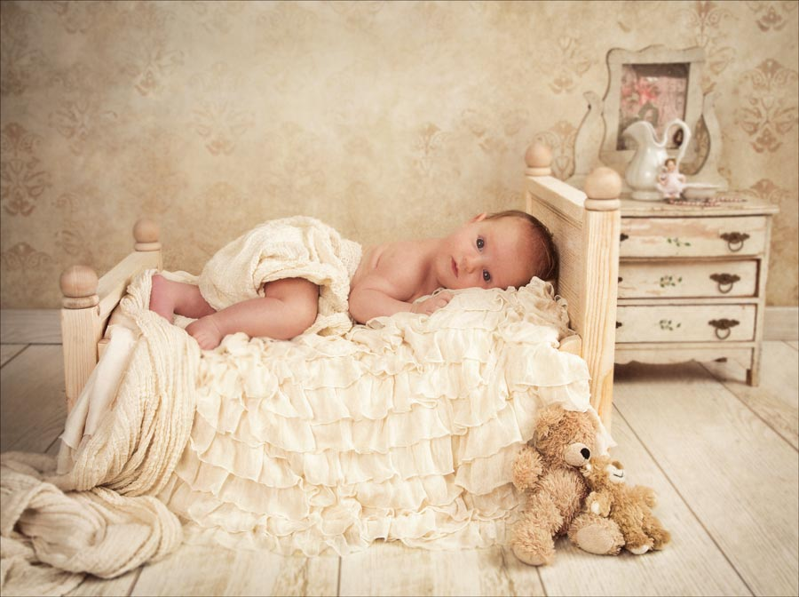 cute newborn portrait sarasota